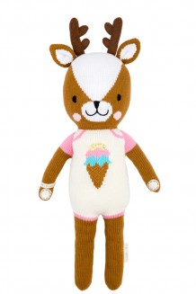 cuddle + kind - small doll - Willow the deer