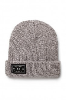 Krochet Kids Men's Hat - the Dylan - warm grey