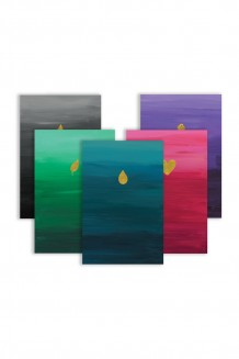 Impact Series Notebooks Set of 5