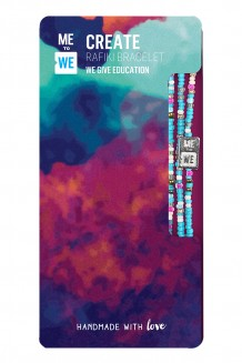Education Rafiki bracelet - create