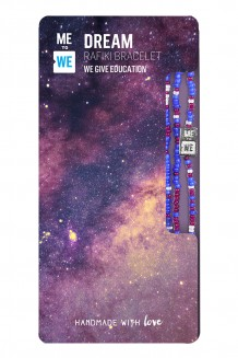 Education Rafiki bracelet - dream