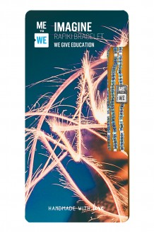 Education Rafiki bracelet - imagine