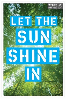 AG Bold Type: Let The Sun Shine In
