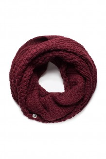 Krochet Kids Women's Scarf - the Harper - wine