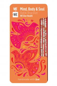 Health & wellness Rafiki bracelet - soul