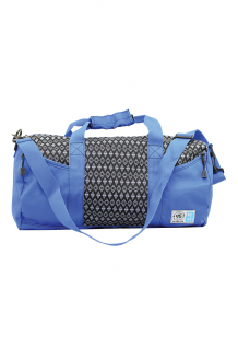 Duffel Bag - Blue - Tribal Blue