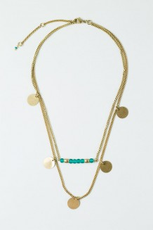 Baridi Paillette Necklace
