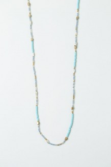 Thamani Necklace - Coral