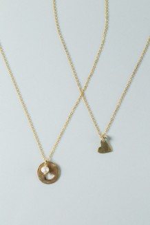 XO Necklace Set of Two