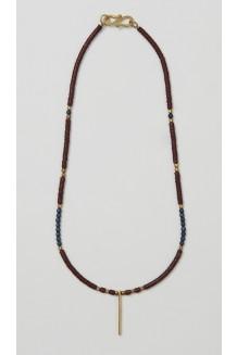 Hazina Single Spike Necklace