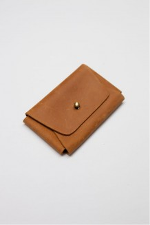 Business Card Holder - Nubuck - Nubuck