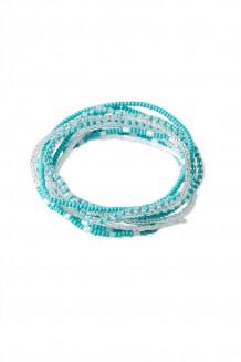 Hakuna Matata Bracelet Set - Teal