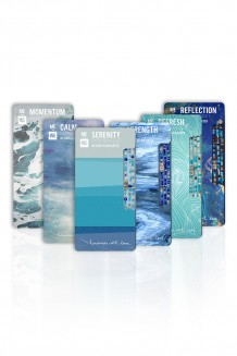 Water series Rafikis - set of 6