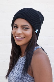 WE Day Beanie - Black