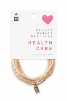 Hakuna Matata Bracelet Set - Health