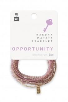 Hakuna Matata Bracelet Set - Opportunity