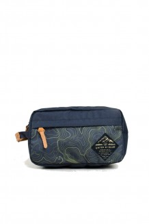 United by Blue – Crest Trail Case - navy/olive