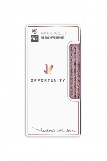 Elevated Impact Rafiki bracelet - opportunity - Income
