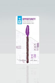 Minga Impact Bracelet - Opportunity