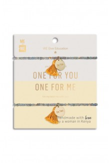Just the Two of Us Rafiki Bracelet Set - Education