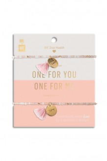 Just the Two of Us Rafiki Bracelet Set - Health