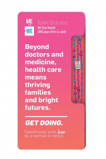 Get Doing Impact Rafiki Bracelet - Health