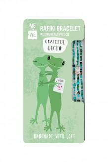 Cute Critters Rafiki Bracelet – Grateful Gecko