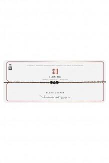 Semiprecious collection – choker – black jasper