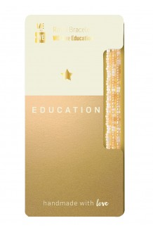 Harmony impact Rafiki bracelet - education