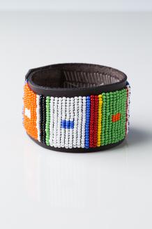 Bahati Snap Bracelet – Maasai  - Maasai