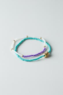 Soko Market Bracelet – Teal - Teal