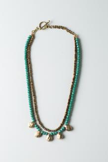 Wengi Necklace - Jade - Jade