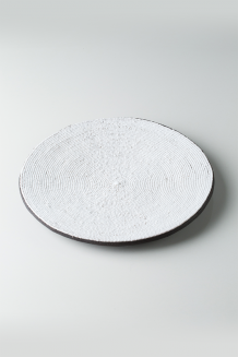 Hot Plate Mat - White