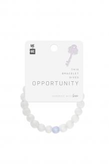 Imani Bracelet - Opportunity - White