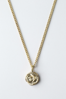 Transformation Charm Necklace - Rose
