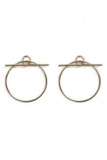 Toggle & Bar Earring