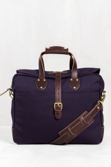 United by Blue – Lakeland laptop bag - navy