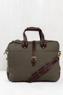 United by Blue – Lakeland laptop bag - olive