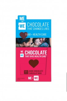 ME to WE Chocolate That Gives Health Care™ – Dark Chocolate 12-Pack
