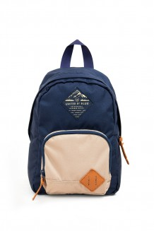 United by Blue - Whittier Backpack - navy/tan