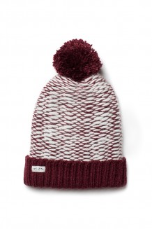 Krochet Kids Women's Hat - the Winona - wine