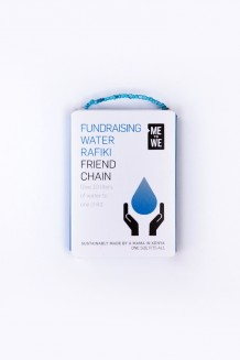 Fundraising Water Rafiki Friend Chain