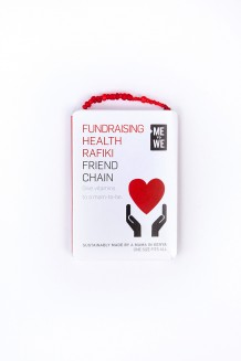 Fundraising Health Rafiki Friend Chain