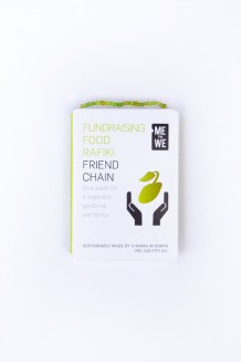 Fundraising Food Rafiki Friend Chain