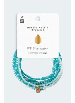 Hakuna Matata bracelet set - water