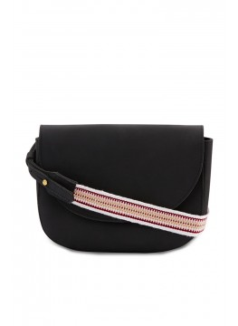 Cinta Cross Body Bag - Black