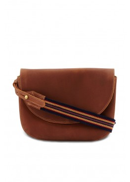 Cinta Cross Body Bag - Brown